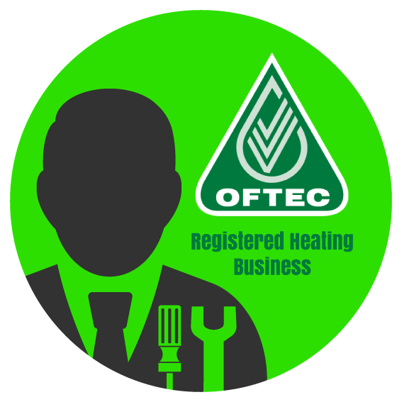 oil heating engineer icon